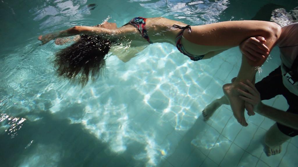 Janzu masaje acuatico